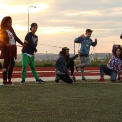 Elita street dance z Brna skáče přes Gumu