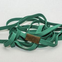 Skákací guma klasik v zelené barvě