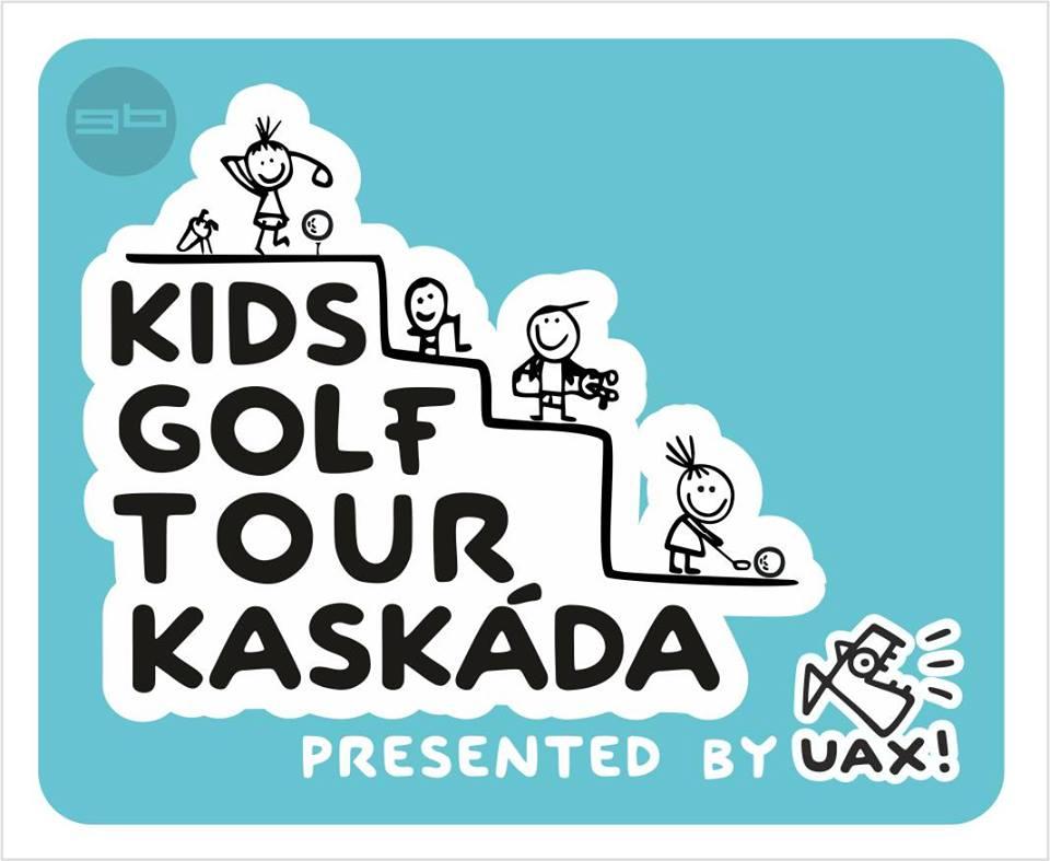 Gumu na Kids golf tour Kaskáda