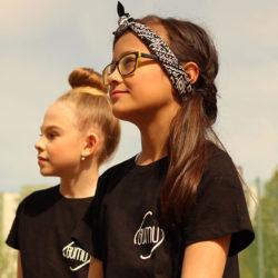 Gumu móda pro děti a teenageri