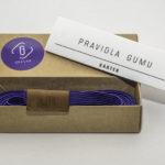 Skákací guma garter pravidla