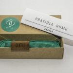 Skákací guma garter a pravidla